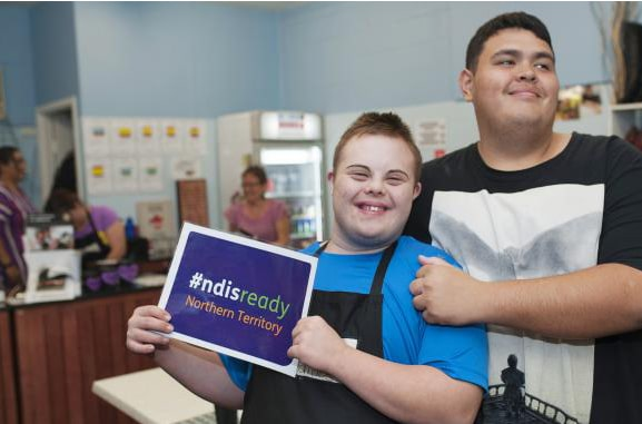 Improve the lives of people with disability