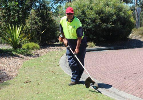 Grounds Keeping Employment